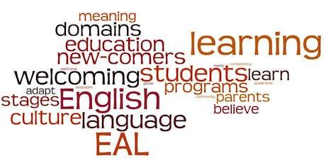 EAL Leaders Network Meeting tickets
