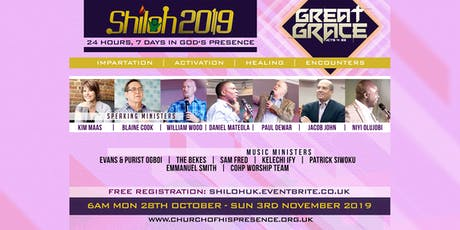 Shiloh 2019: Great Grace tickets