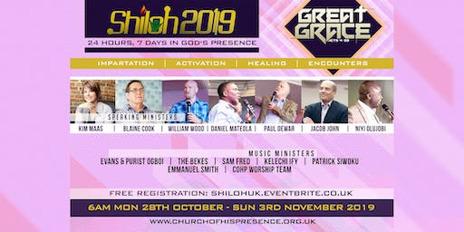 Shiloh 2019: Great Grace