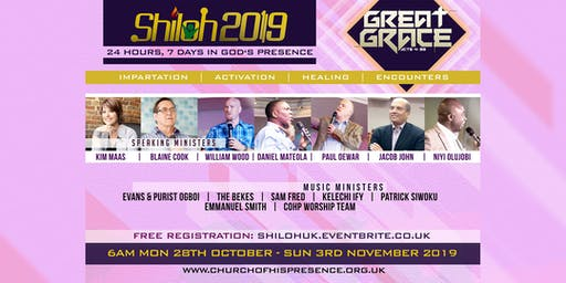 Shiloh 2019: Great Grace