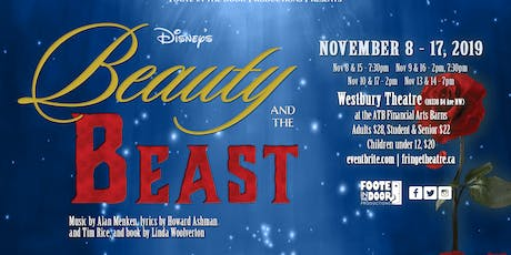 Foote in the Door Productions Presents: Disney's Beauty and the Beast  tickets