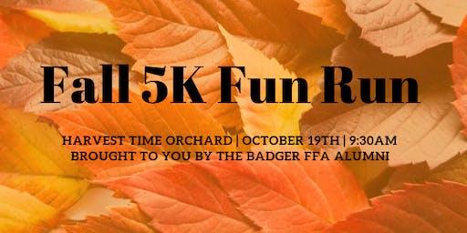 Fall 5K Fun Run