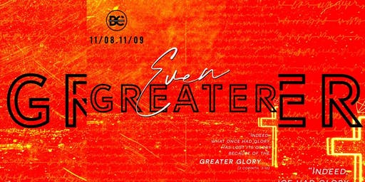 "Battle Cry Youth Experience 2019: ""Even GREATER"""