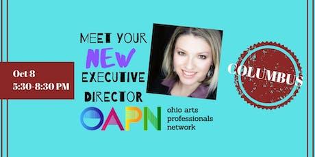 Meet Your New Executive Director: Jessica Rosenblatt tickets