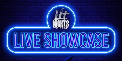 LiT Nights Live Showcase