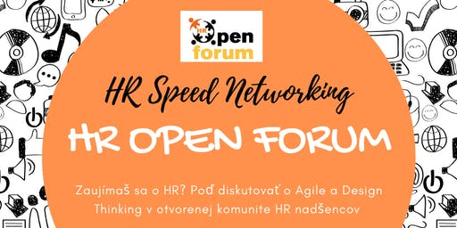 HR Open Forum, Meet up