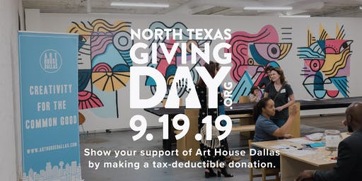 North Texas Giving Day Party 2019