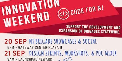 2019 #CodeforNJ Innovation Weekend