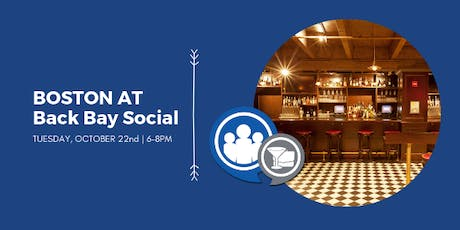 Network After Work Boston at Back Bay Social tickets