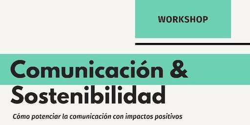 Workshop  Comunicación & Sostenibilidad
