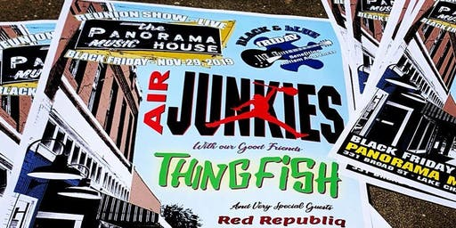 Air Junkies Black Friday Reunion Show