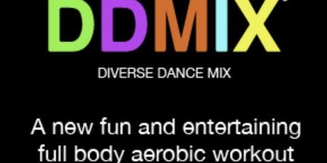Diverse Dance DDMIX- a fun and easy to follow full body workout  tickets