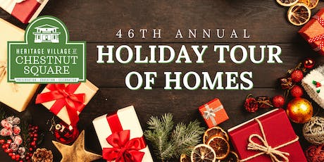 46th Annual Holiday Tour of Homes  tickets