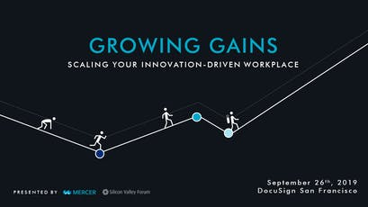Growing Gains: Scaling your Innovation-Driven Workplace tickets