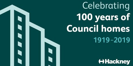 100 Years of Council Homes: A Celebration tickets