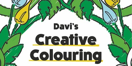 Davi's Creative Colouring tickets