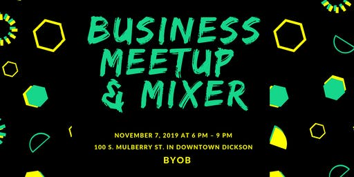 Middle TN Business Meetup & Mixer