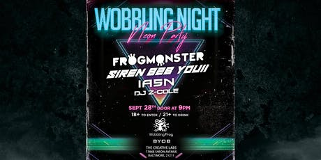 Wobbling Night EDM party tickets
