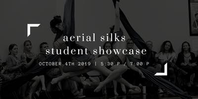 Dancing in the Air: Silks Student Showcase