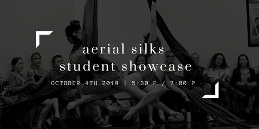 Dancing in the Air: Silks Student Showcase