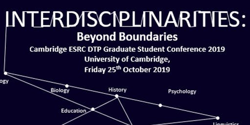 Interdisciplinarities: Beyond Boundaries Graduate Student Conference