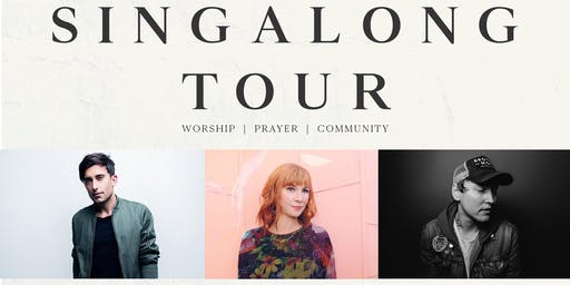 Phil Wickham - Singalong Tour