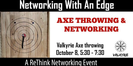 Networking With An Edge tickets