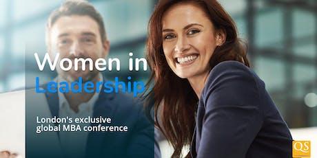 Women in Leadership Conference in London tickets