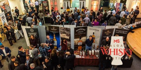 2020 Calgary MS Whisky Festival tickets