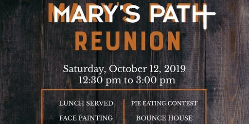 Mary's Path Resident Reunion