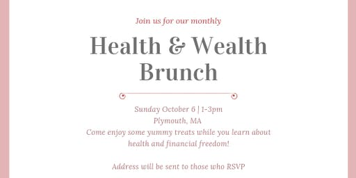 Health & Wealth Brunch