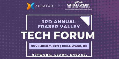 Fraser Valley Tech Forum 2019 tickets