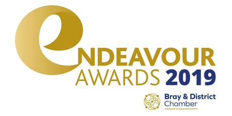 Bray & District Chamber -  Endeavour Awards 2019 tickets