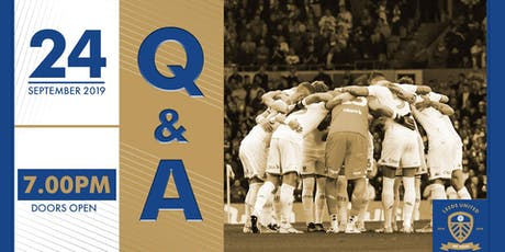 Leeds United Q&A tickets