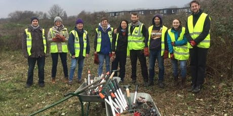 Practical workday, Walthamstow Wetlands, Fri 20th Sept 2019 with London Wildlife Trust tickets