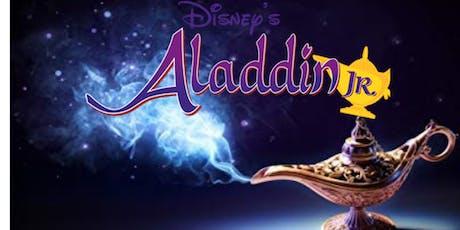 Aladdin Jr- Friday, Nov 22 8pm tickets