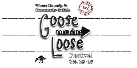 Goose on the Loose - Comedy Festival tickets
