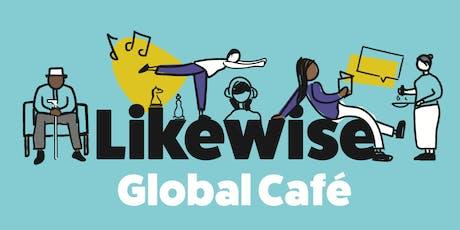 Global Café tickets