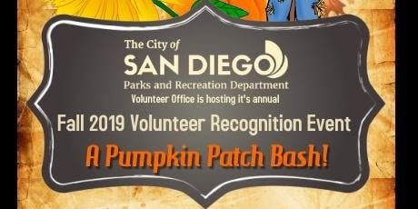 "Fall 2019 Volunteer Recognition Event - ""A Pumpkin Patch Bash!"" tickets"