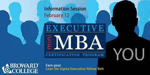 Executive Mini MBA Information Session