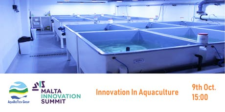 Innovation In Aquaculture tickets