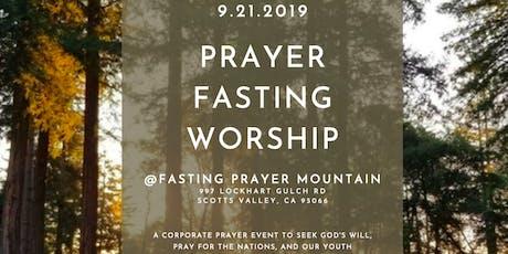 A Day of Prayer tickets