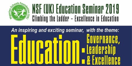 NSF (UK) Education Seminar tickets
