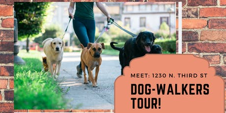 Dog-Walkers' Tour tickets