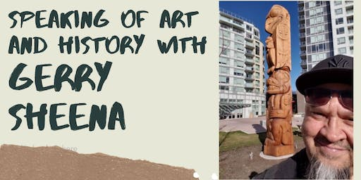 Speaking of Art and History with Gerry Sheena