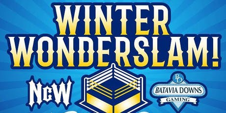 Nickel City Wrestling - Winter WonderSlam tickets