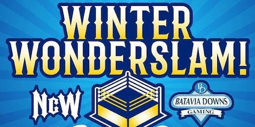 Nickel City Wrestling - Winter WonderSlam