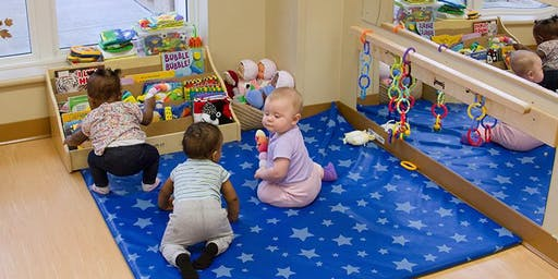 California's Infant/Toddler Learning & Development Foundation Workshop