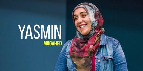 BLACKBURN: I Suffered, I Learned, I Changed with Ustadha Yasmin Mogahed (USA) tickets