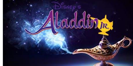 Aladdin Jr- Saturday, Nov 23 8pm tickets
